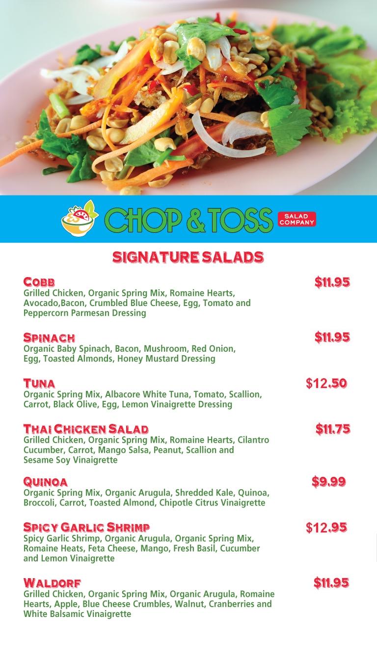 Best Salads in Atlantic City