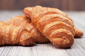 home baked croissant AC